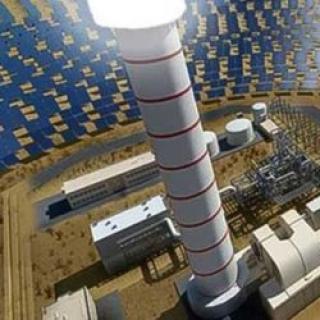 世界最大光电+聚热厂王位换人坐,杜拜 950MW 电厂 2020 年完工
